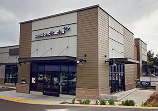 Bellevue Branch Exterior