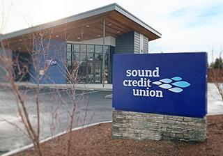 Sound Credit Union's Graham Branch