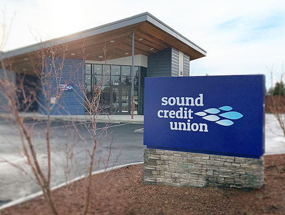 Sound Credit Union Graham Branch