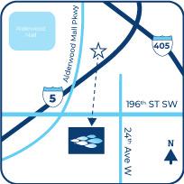 Alderwood Map