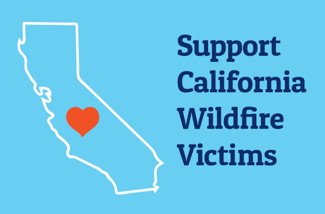 Support California Wildfire Victims