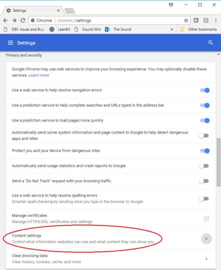 Google Chrome | Sound Credit Union