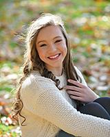 Cecily Houser Sound Credit Union Scholarship Recipient