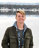 Colten Ellson Sound Credit Union Scholarship Recipient
