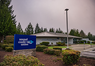 Sound Credit Union Gig Harbor Branch