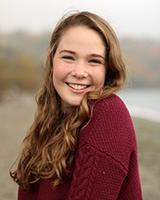 Marie Kerns Sound Credit Union Scholarship Recipient