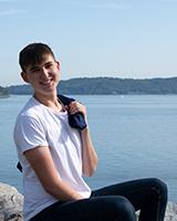 Ryan Marinelli Sound Credit Union Scholarship Recipient