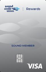 Sound Credit Union Rewards Credit Card