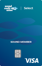 Sound Credit Union Select Credit Card