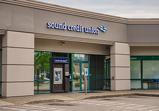 Sound Credit Union Southcenter Branch