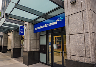 Sound Credit Union Downtown Seattle Branch